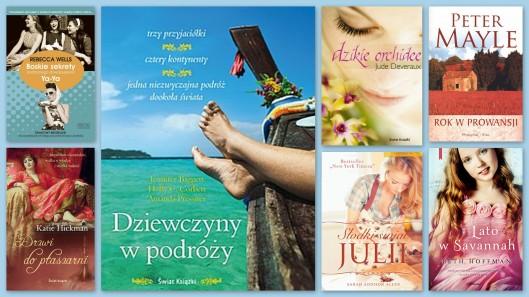 letnie książki